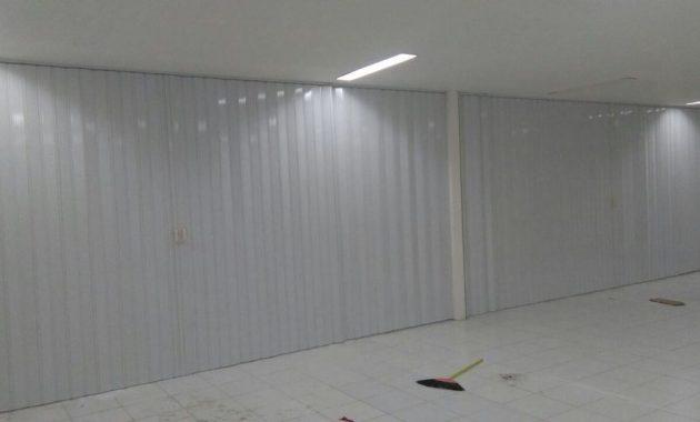 FOLDING DOOR PVC MAKASSAR