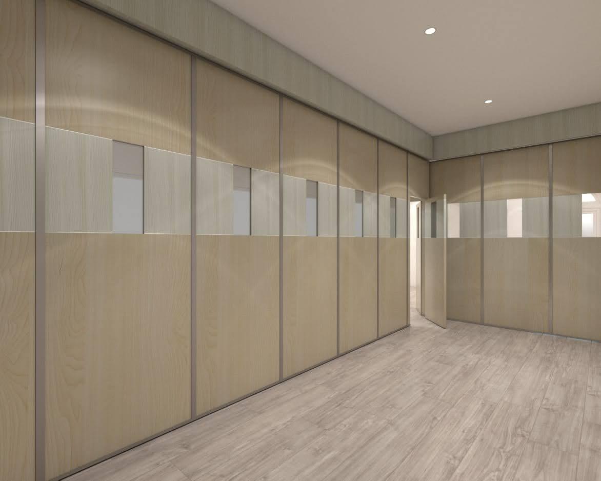 Pintu Geser pembatas Ruangan Terbaru