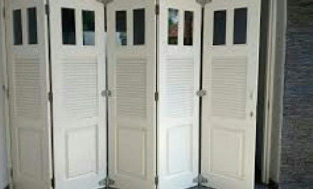 Pintu Lipat Ruko dan Garasi Minimalis