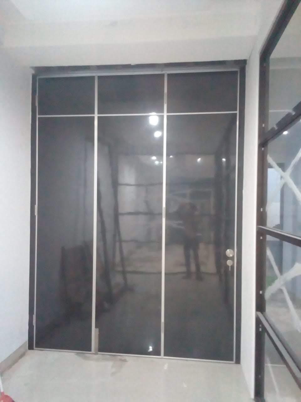 Pintu Minimalis PIREKI Bikin Ruang Tampak Luas
