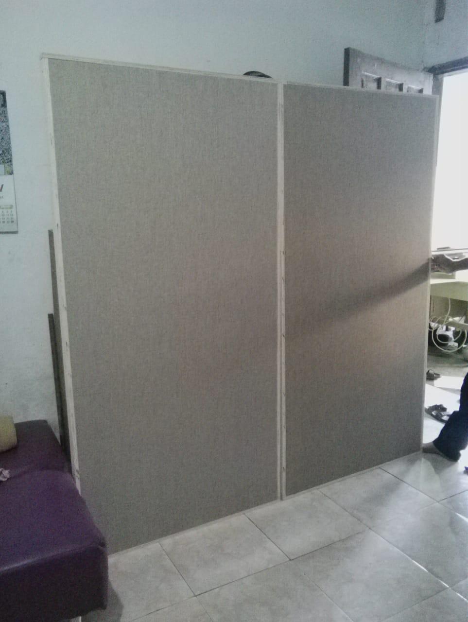 Pembatas Ruangan Modern