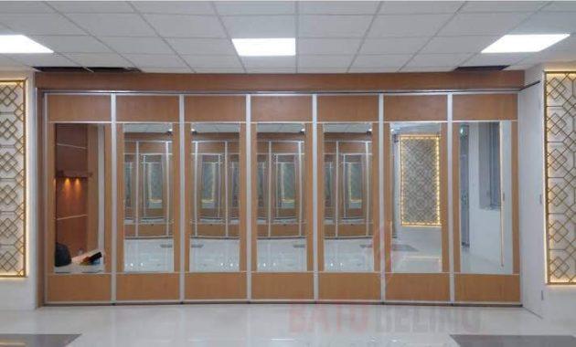 Dekorasi Variatif Pintu Geser Harga Murah!