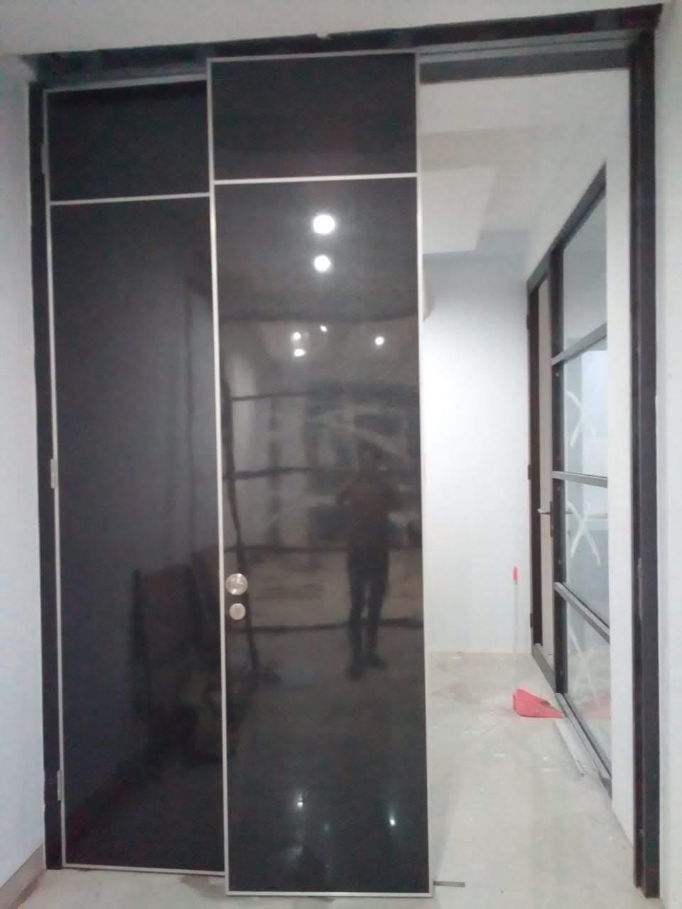 Pintu Minimalis PIREKI Bikin Ruang Lebih Luas