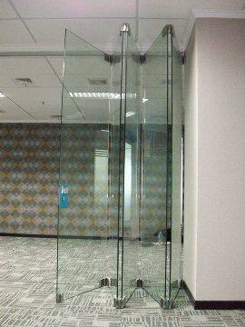 Berbagai Variatif Sekat Ruangan, Simpel Nan Estetic